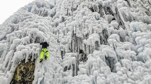 Eisklettern-Bled-Eiskletterkurs im Triglav-Nationalpark bei Bled-6