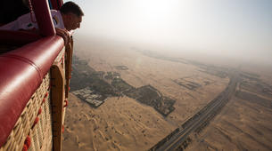 Montgolfière-Dubai-Hot Air Balloon Flight in Dubai-10