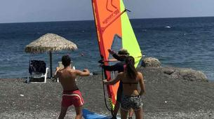 Windsurfing-Santorini-Windsurfing for beginners in Santorini-1