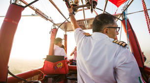 Montgolfière-Dubai-Hot Air Balloon Flight in Dubai-4