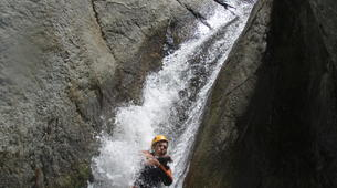 Canyoning-Nuria-Canyoning in the Gorges de Nuria-4