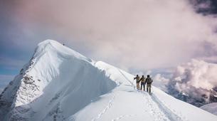 Ski Touren-Bled-Skitourengehen in den Julischen Alpen bei Bled-3