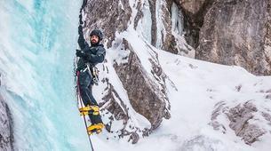 Eisklettern-Bled-Eiskletterkurs im Triglav-Nationalpark bei Bled-5