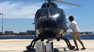 Helicoptère-Nice-Transfert Hélicoptère Nice - Cannes-3