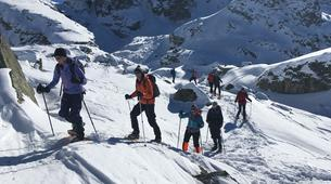 Raquetas de nieve-Sofia-Guided Snowshoeing Excursion on Vitosha Mountain near Sofia-1