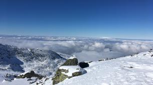 Raquetas de nieve-Sofia-Guided Snowshoeing Excursion on Vitosha Mountain near Sofia-3