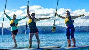 Stand up Paddle-Auckland-SUP Lesson from Orakei Marina in Auckland-1