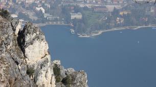 Via Ferrata-Lake Garda-Intermediate Via Ferrata Cima Capi in Lake Garda-2