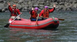 Rafting-Hanmer Springs-Waiau Gorge Rafting & Jet Boat Ride in Hamner Springs-3