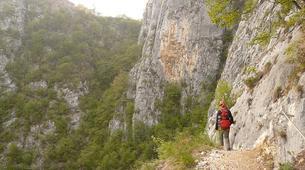"Via Ferrata-Lake Garda-Extreme Via Ferrata ""The Smugglers Path"" in Lake Garda-5"