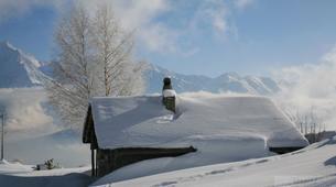 Raquette à Neige-Val d'Arly-Randonnée Raquettes à Praz-sur-Arly, Haute-Savoie-7