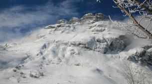 Raquette à Neige-Val d'Arly-Randonnée Raquettes à Praz-sur-Arly, Haute-Savoie-9