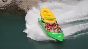 Rafting-Hanmer Springs-Waiau Gorge Rafting & Jet Boat Ride in Hamner Springs-2