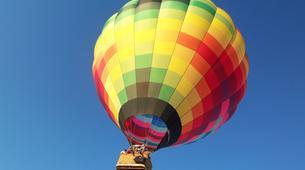 Hot Air Ballooning-Madrid-Hot Air Balloon Ride near Madrid-1