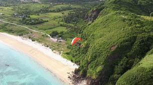 Paragliding-Lombok-Tandem Paragliding Flight in Kuta, Lombok-1