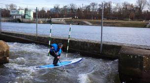 Stand Up Paddle-Prague-Stand Up Paddling in Prague-1