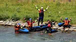 Hydrospeed-Trentino-Hydrospeeding down the Noce river in Val di Sole, Trentino-2