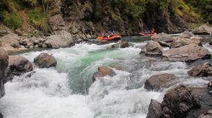Rafting-Taihape-Grade 5 Rafting On The Rangitikei River-4