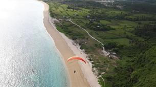Paragliding-Lombok-Tandem Paragliding Flight in Kuta, Lombok-6