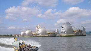 Jet Boating-London-Jet Boating the Thames Barrier-6