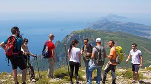 Hiking / Trekking-Amalfi Coast-Trekking to the Top of Monte Faito, Amalfi Coast-2