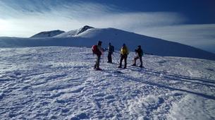 Raquette à Neige-Andorre-Excursion en raquettes près de Canillo, Andorre-6