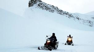 Snowmobiling-Svalbard-Summer Snowmobiling and Hiking in Svalbard, Norway-2