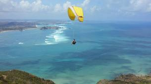 Paragliding-Lombok-Tandem Paragliding Flight in Kuta, Lombok-5