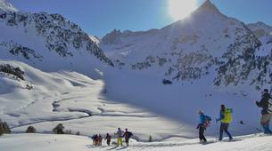 Raquette à Neige-Andorre-Excursion en raquettes près de Canillo, Andorre-2