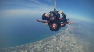 Parachutisme-Côte Amalfitaine, Amalfi-Saut en Parachute Tandem de 4500m sur la Côte Amalfitaine près de Naples-3