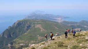 Hiking / Trekking-Amalfi Coast-Trekking to the Top of Monte Faito, Amalfi Coast-1