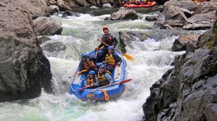 Rafting-Taihape-Grade 5 Rafting On The Rangitikei River-5