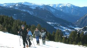 Raquette à Neige-Andorre-Excursion en raquettes près de Canillo, Andorre-4