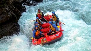 Rafting-Taihape-Grade 5 Rafting On The Rangitikei River-2