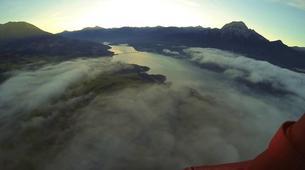 Montgolfière-Lac de Serre-Ponçon-Vol en Montgolifère au-dessus du Lac de Serre-Ponçon-5