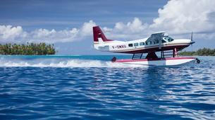 Vols Panoramiques-Bora Bora-Découverte de Maupiti - Vol panoramique en avion et croisière depuis Bora Bora-3