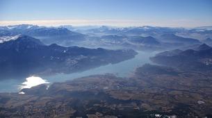 Montgolfière-Lac de Serre-Ponçon-Vol en Montgolifère au-dessus du Lac de Serre-Ponçon-4