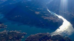 Montgolfière-Lac de Serre-Ponçon-Vol en Montgolifère au-dessus du Lac de Serre-Ponçon-1