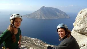Rock climbing-Kalymnos-Multi-pitch Climbing Courses in Kalymnos-1