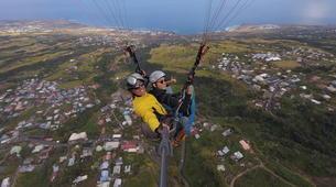 Parapente-Baie de Saint-Leu-Vol Parapente à l'île de la Réunion-4