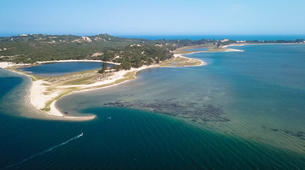 Kitesurf-Praia do Bilene-Kitesurfing Lessons on Bilene Lagoon-5