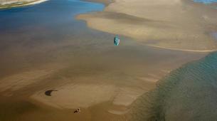 Kitesurf-Praia do Bilene-Kitesurfing Lessons on Bilene Lagoon-3