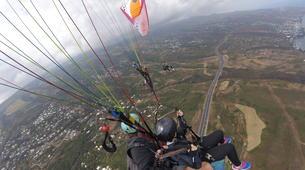 Parapente-Baie de Saint-Leu-Vol Parapente à l'île de la Réunion-6