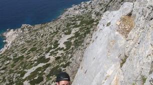 Rock climbing-Kalymnos-Multi-pitch Climbing Courses in Kalymnos-4