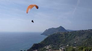 Paragliding-Corfu-Tandem paragliding flight in Corfu-5