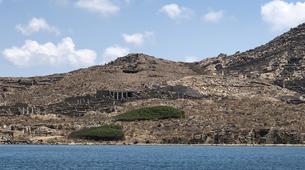 Sailing-Mykonos-All Inclusive Sailing Yacht Cruise to South Mykonos Beach, Rhenia & Delos Islands-2