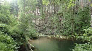 Canyoning-Ardèche-Canyon de la Basse Besorgues en Ardèche-3