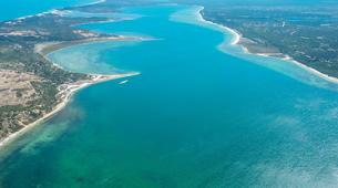 Kitesurf-Praia do Bilene-Kitesurfing Lessons on Bilene Lagoon-2