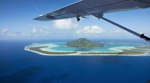 Vols Panoramiques-Bora Bora-Découverte de Maupiti - Vol panoramique en avion et croisière depuis Bora Bora-6