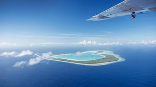 Scenic Flights-Bora Bora-Scenic plane Flight over Bora Bora & Tupai-5